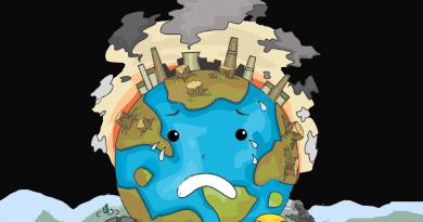 Çevre Bilinci Artırmak İçin Afiş Yapılan Afiş Çalışmaları